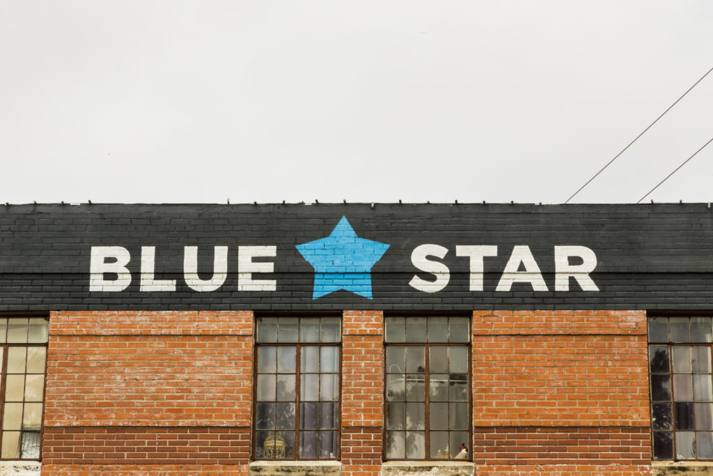 Bluestar Art Complex in San Antonio, Tex. on Tuesday, July 26, 2016.